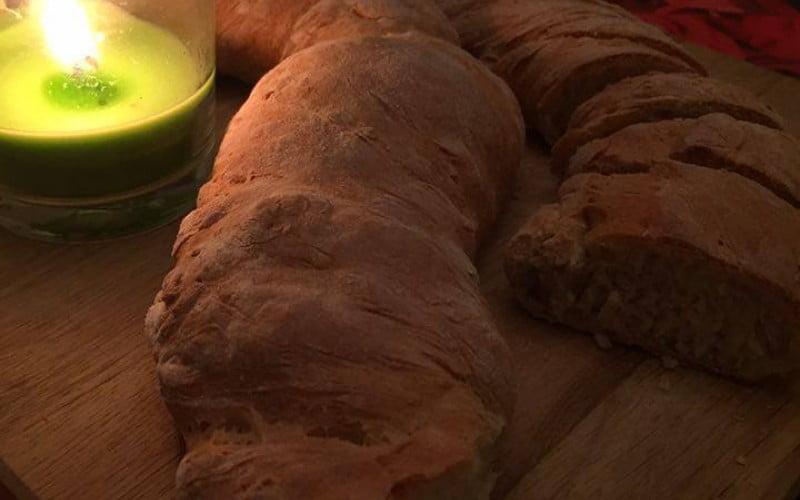 Duona čiabata