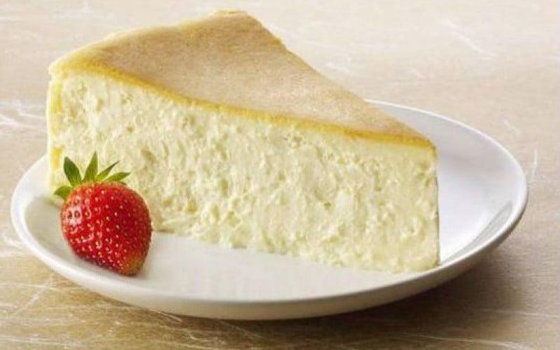 Paprastas sūrio tortas