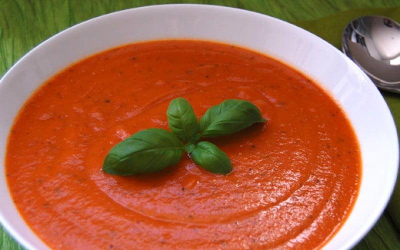 Pomidorų sriuba