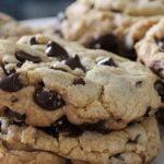 Saldieji sausainiai su šokolado gabaliukais