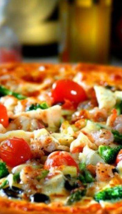 Itališka pica paprastai
