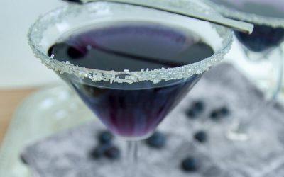 Mėlynių mėlynasis kokteilis