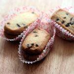 Naminiai sviestiniai sausainiai su šokolado traškučiais