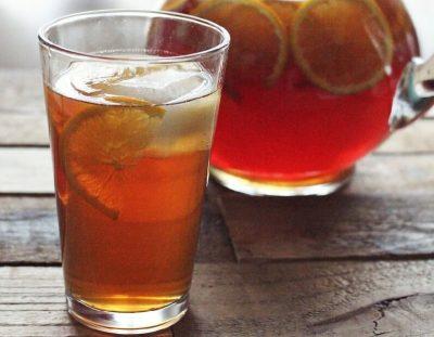 Apelsininė arbata
