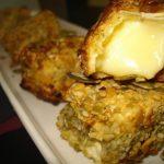 Brie sūrio kąsneliai