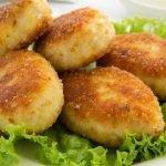 Bulvių kotletukai su sūriu