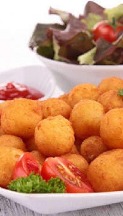 Bulvių kroketai