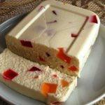 Desertinis varškės sūris