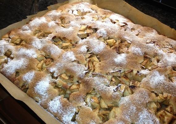 Ingos ypatingasis obuolių pyragas