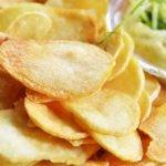Naminiai bulvių traškučiai
