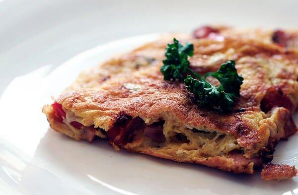 Geriausias omletas