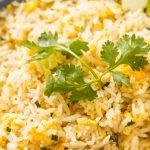 Ryžiai su kiaušiniu