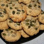 Sausainiai su riešutų sviestu