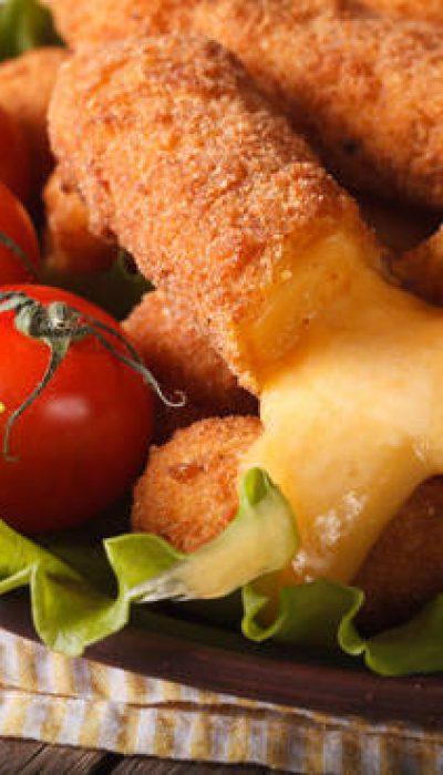 Sūrio lazdelės
