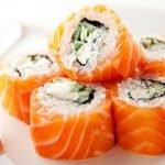 """Sushi """"Philadelphia"""" receptas"""