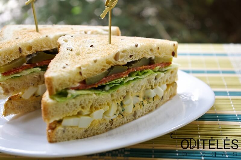 Dvigubas sumuštinis