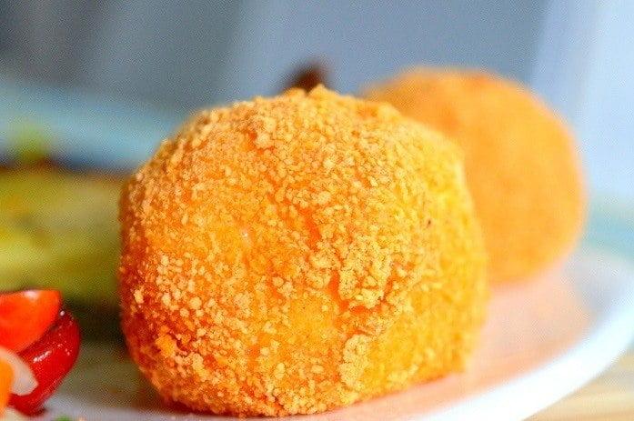 Bulvių kamuoliukai