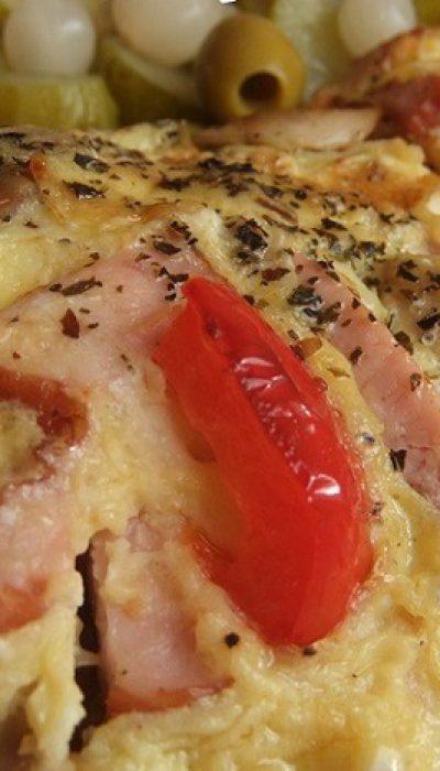 Karališkas omletas