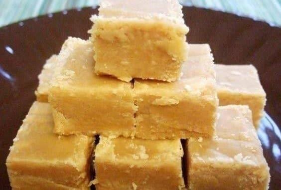 Riešutų sviesto saldainiai