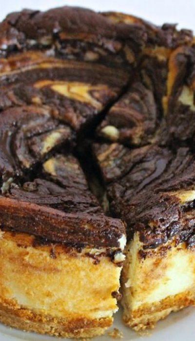 Rikotos pyragas su nutella